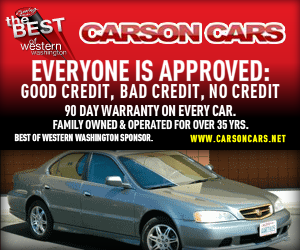 Auto Financing in Seattle
