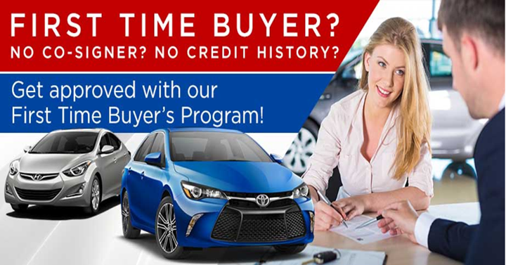 First Time Car Buyer Financing