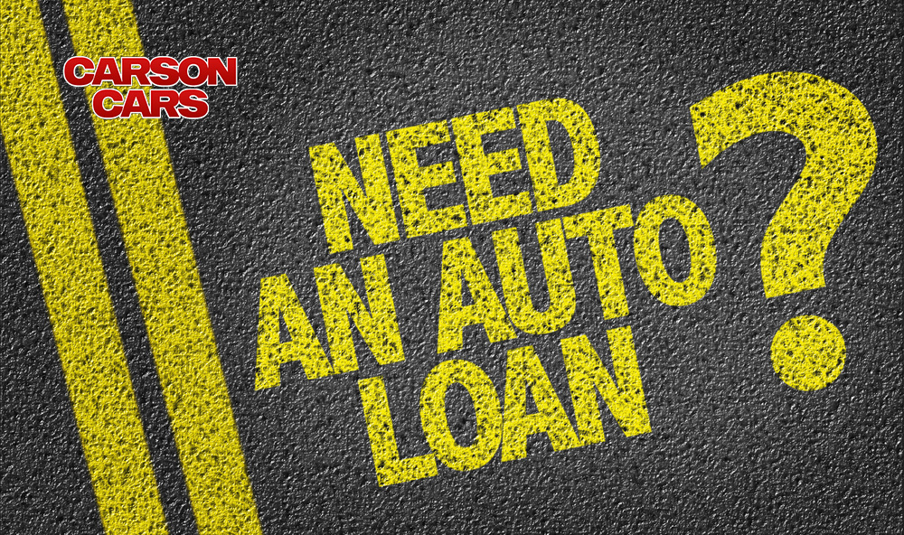 Car Loans in Everett